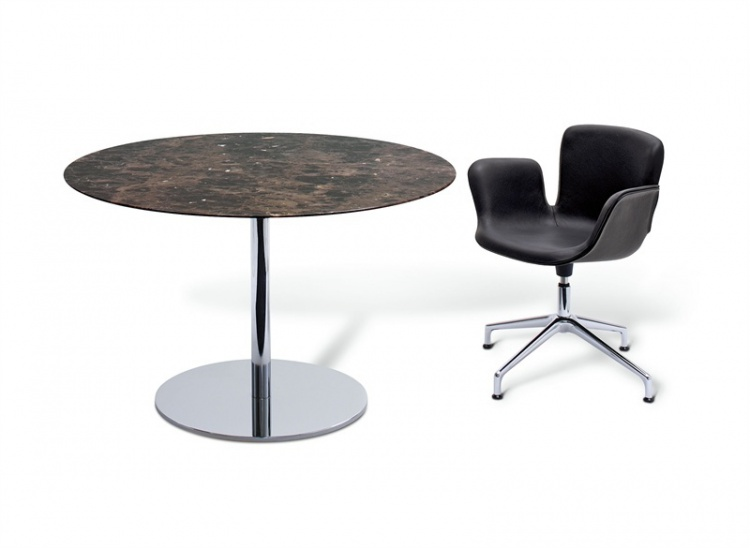Обеденный стол Lotus Table High, Cappellini