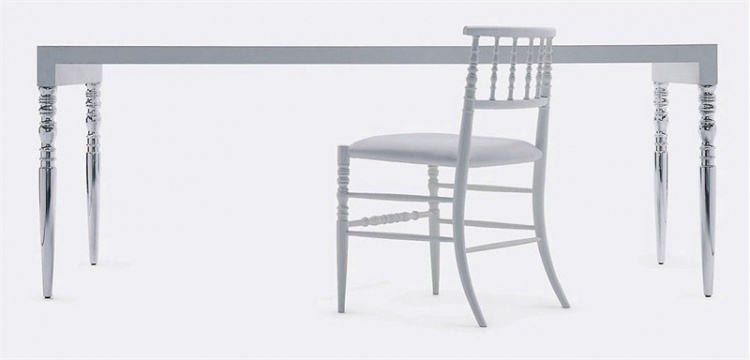 Обеденный стол New Antiques Restaurant Table, Cappellini