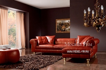 Диван Dorian corner sofa, Spagnol Group