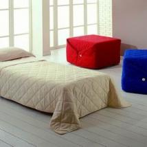 Пуф-трансформер Sesamo, Piermaria (мебель для спальни, итальянские спальни) .
