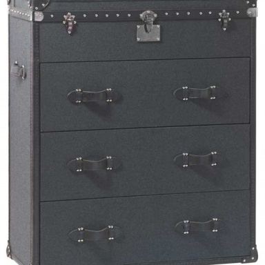 Комод Mackenzie Plain Chest of Drawers
