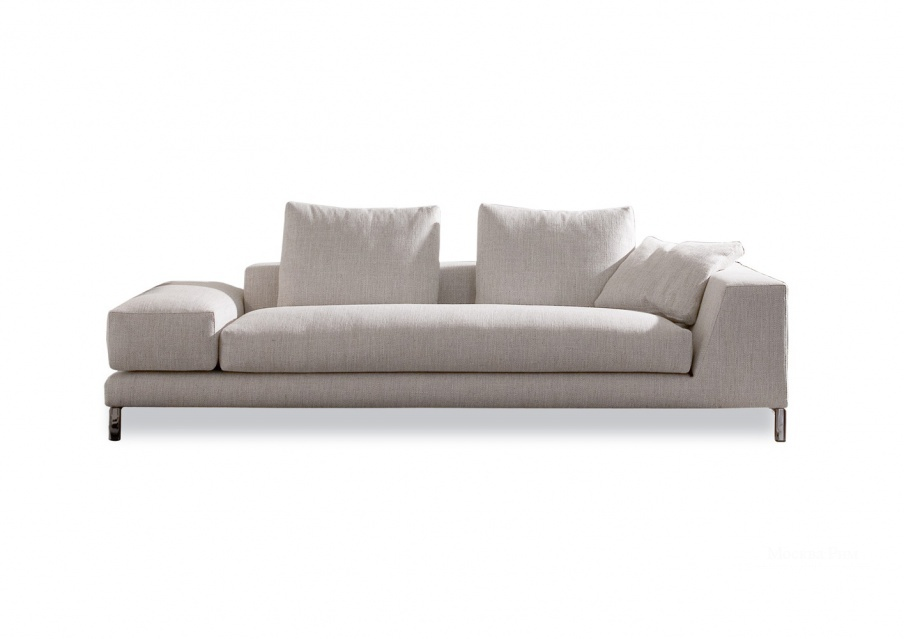 Модульный диван для отдыха Hamilton Islands, Minotti