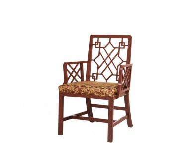 Стул Chinese Chippendale Arm chair, Baker