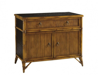 Комод Malacca Bedside Chest, Baker