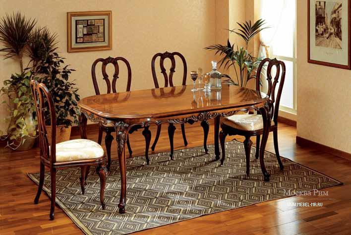 Обеденный стол, Vimercati - Мебель МР