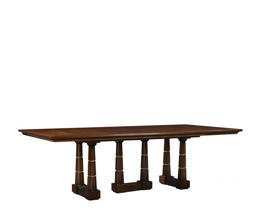 Стол Column Dining Table, Baker