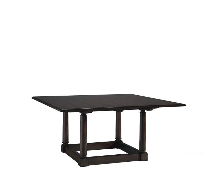 Стол Square Dining Table, Baker