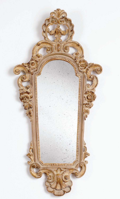 Рама для зеркала рококо своими руками