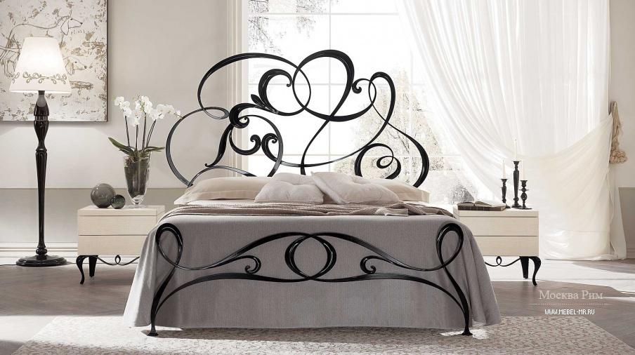Кровать металл каркас