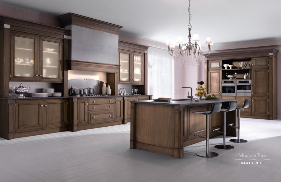 Кухня (гарнитур для кухни) Boston, FM Bottega D\'Arte - Мебель МР