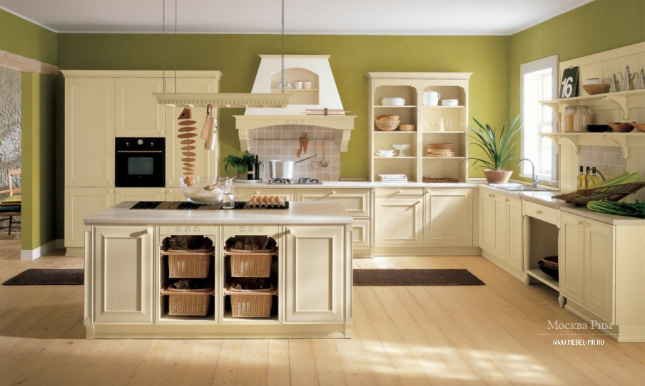 Кухня Country, Doimo Cucine