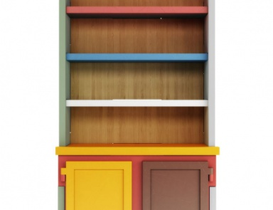 Шкаф Paper Cabinet Patchwork, Moooi