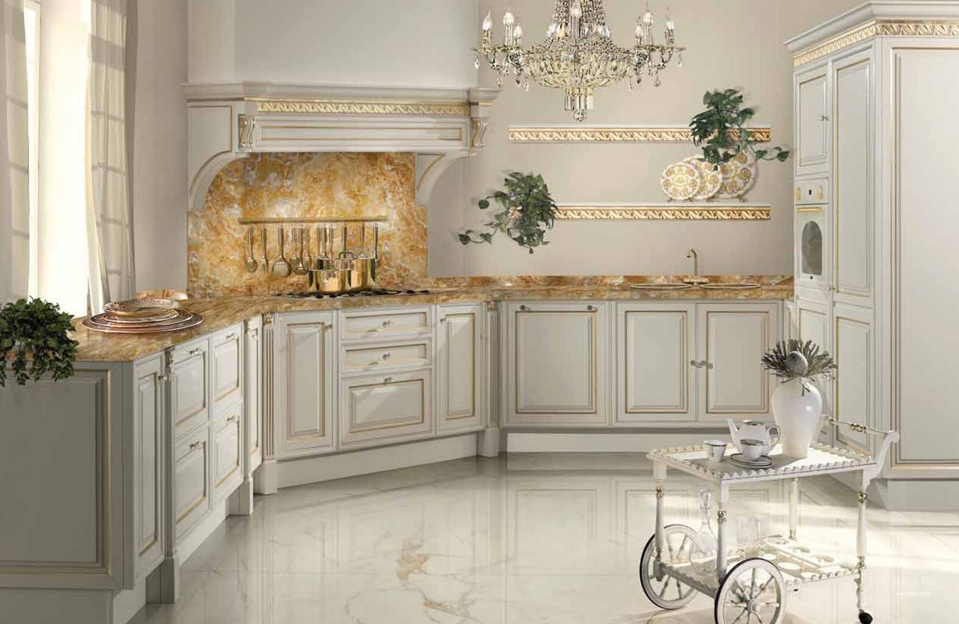 Дизайн итальянской кухни фото