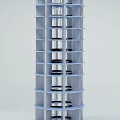 Стойка Revolving Tower