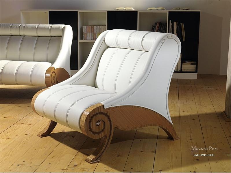 Изготовление мягкого кресла видео