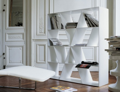 Стеллаж Shelf X, B&B Italia