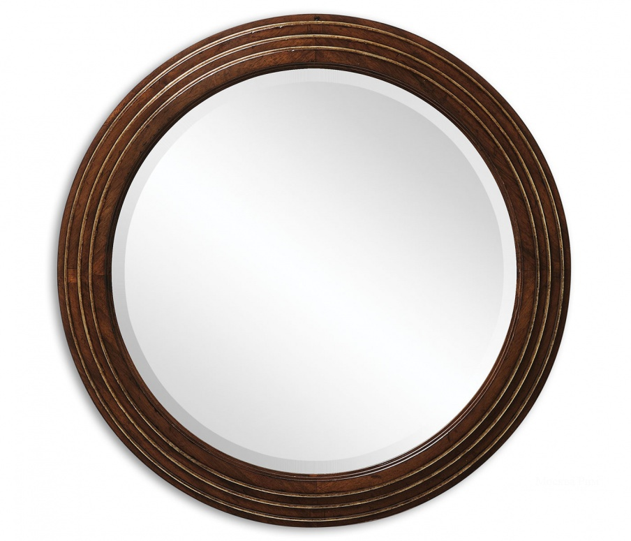 круглое зеркало в раме Portobello Jonathan Charles