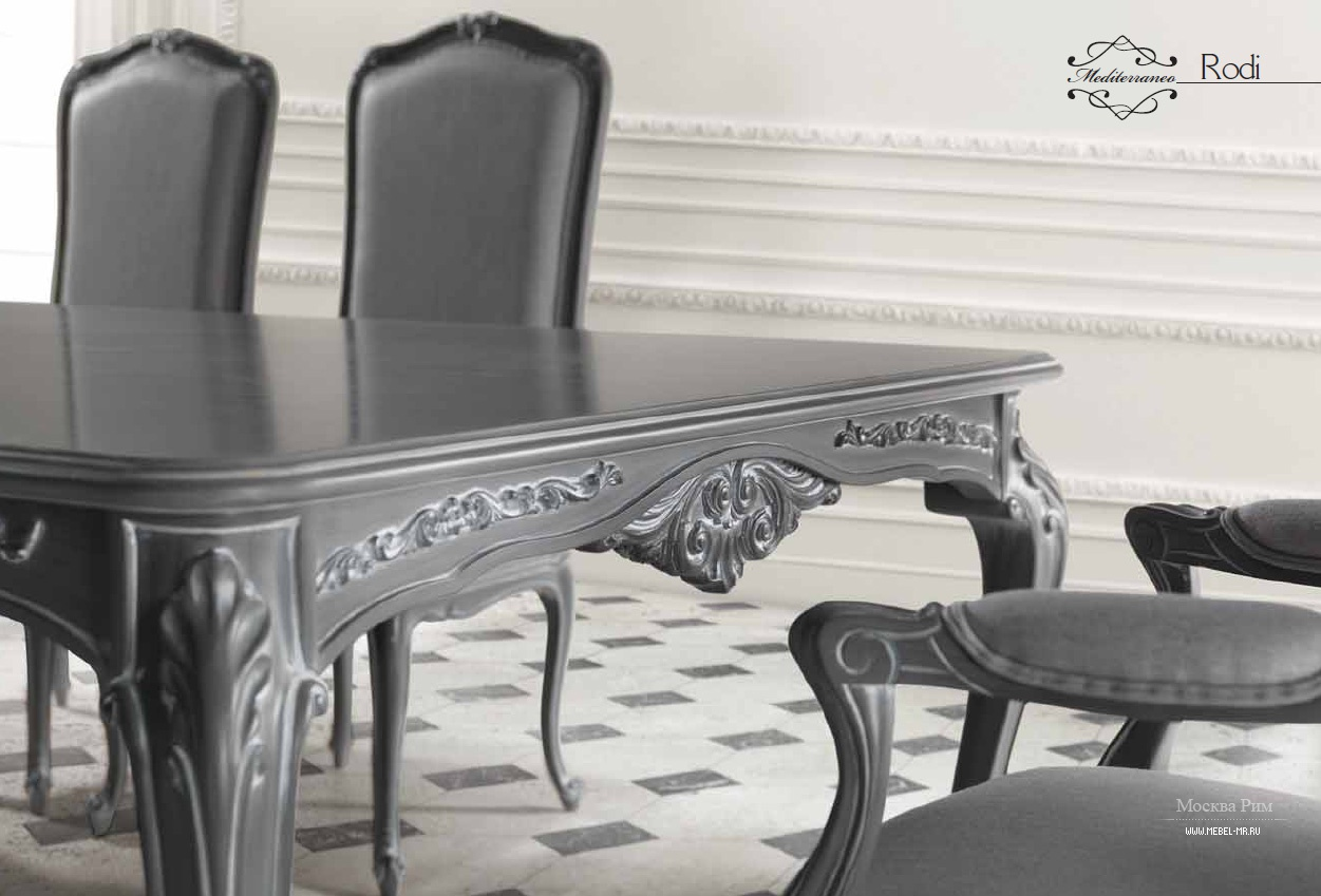 Craftsman style dining room furniture
