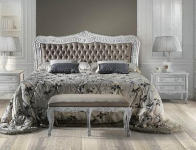 комфортный отдых на итальянской кровати с мягким изголовьем