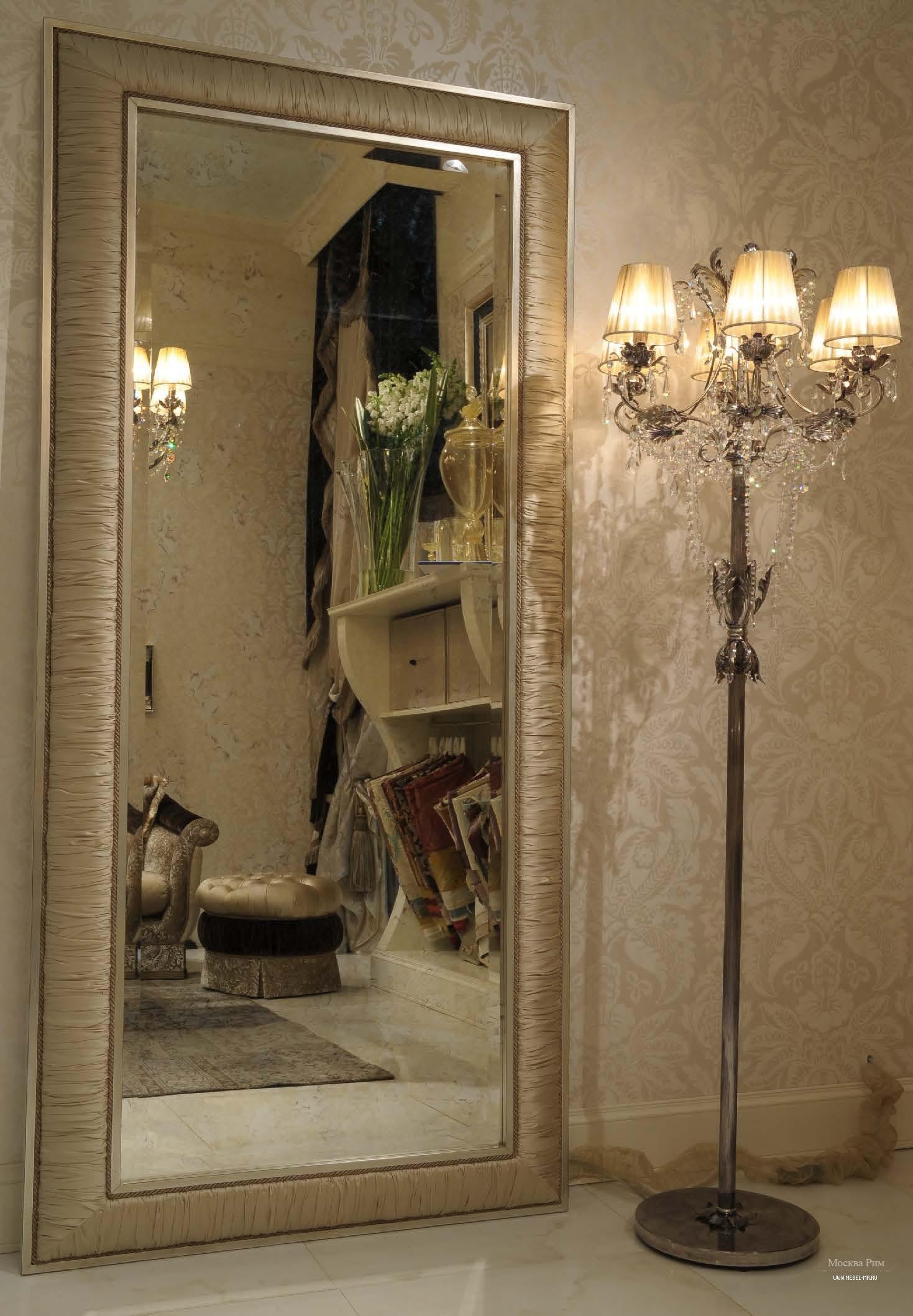 Настенное прямоугольное зеркало passepartout, bruno zampa - .
