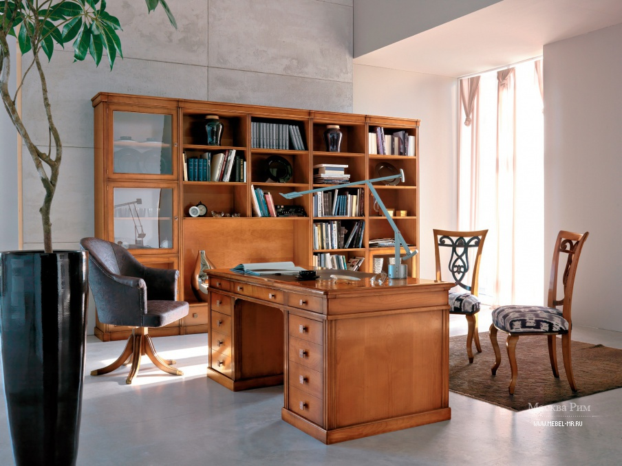 Кабинет (гарнитур для кабинета) Office Design, Bizzotto