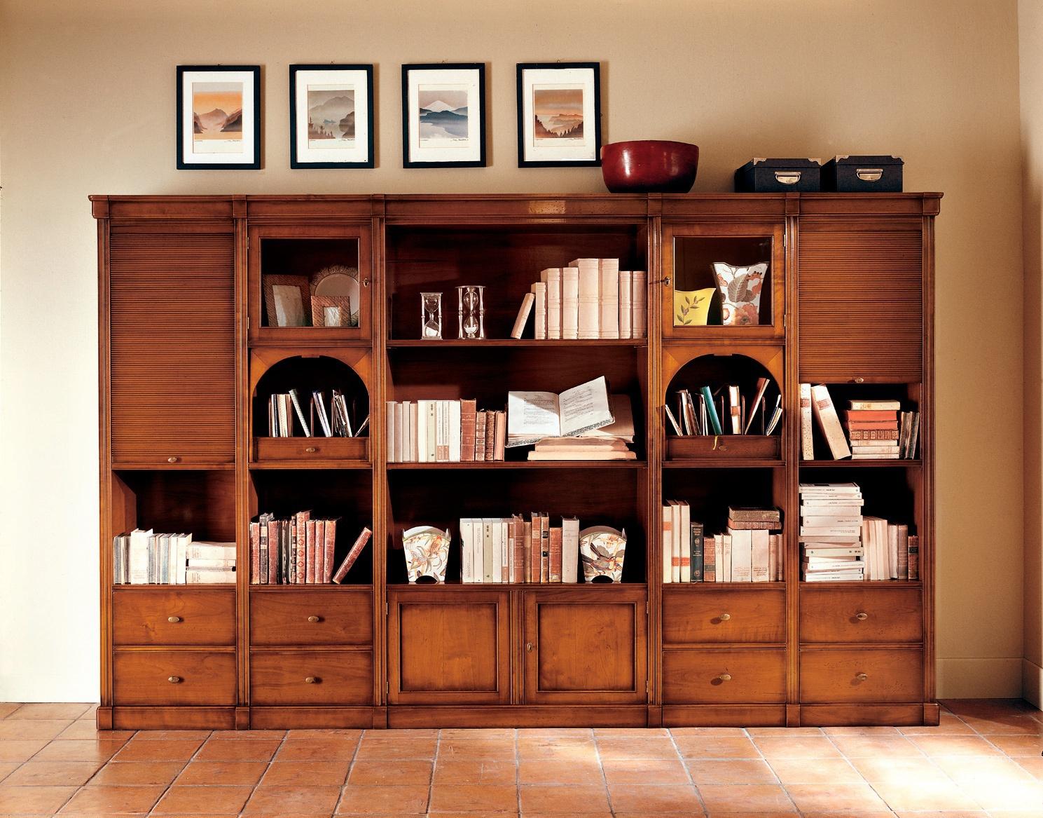 Библиотека cl 008 bizzotto - стеллажи - гостиная - купить ит.
