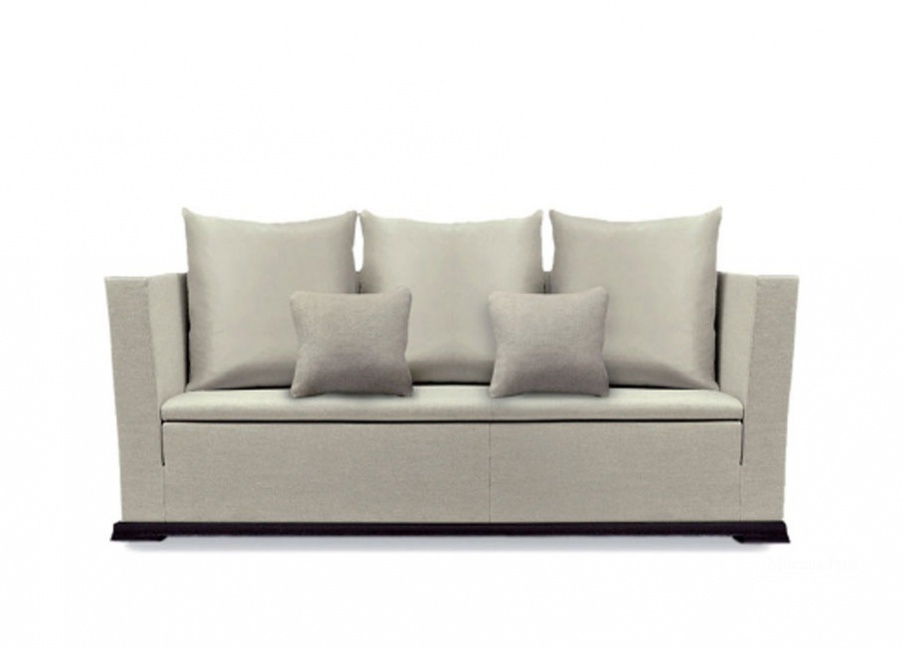 Диван двухместный Otello two seats, Armani Casa