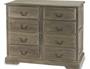 Комод Cranbourne Eight Drawer, Currey & Company