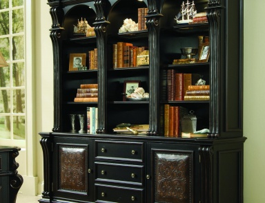 Шкаф книжный Telluride, Hooker Furniture
