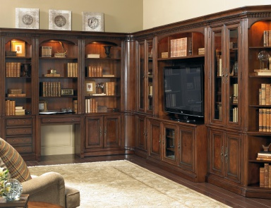 Шкаф книжный European Renaissance II, Hooker Furniture