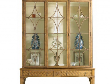 Витрина Display China, Hickory White