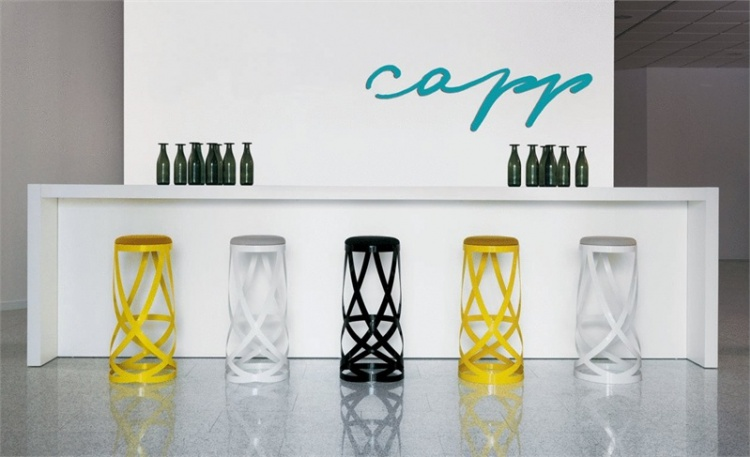 БАРНЫЙ СТУЛ RIBBON (BAR STOOL), CAPPELLINI