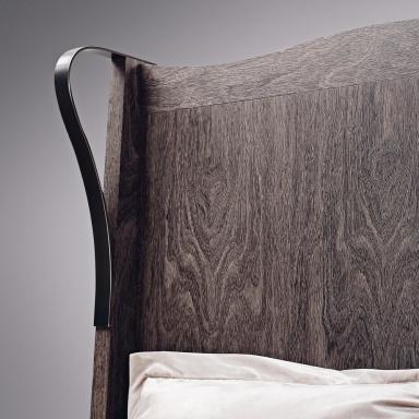 Кровать из реек 4