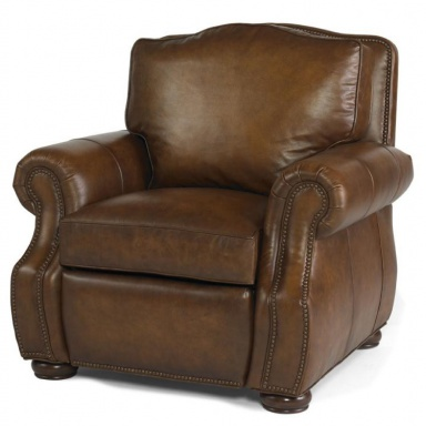 Кресло Leather Recliner