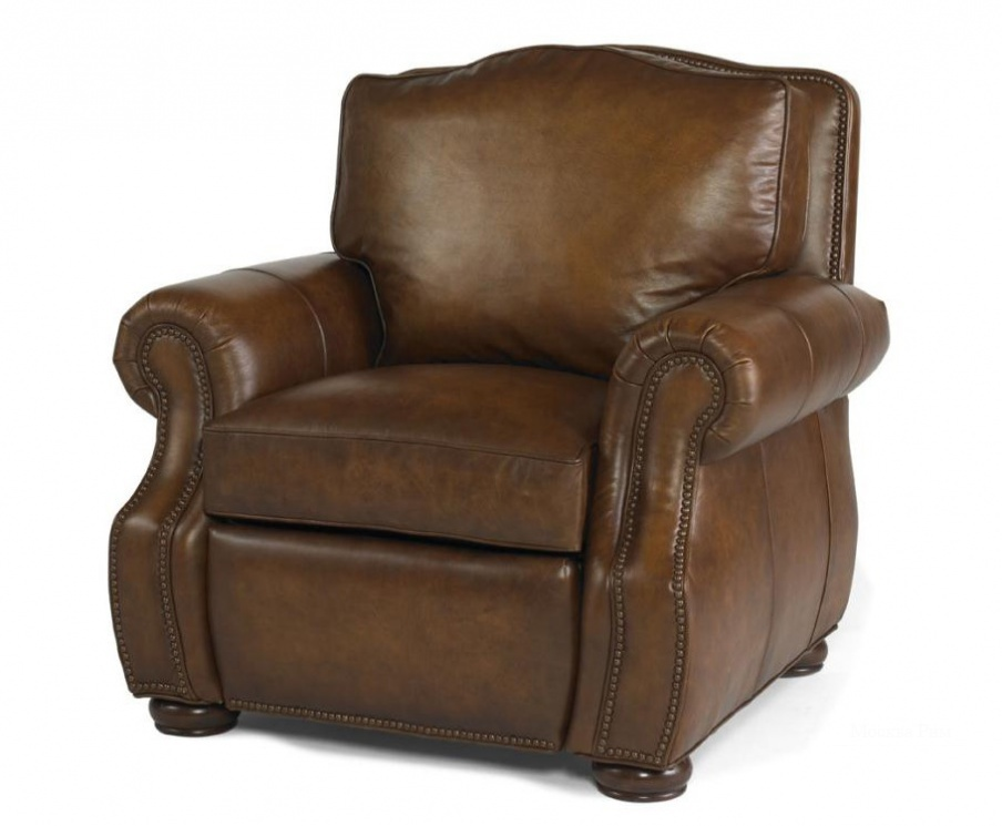 Кресло Leather Recliner, Century Furniture