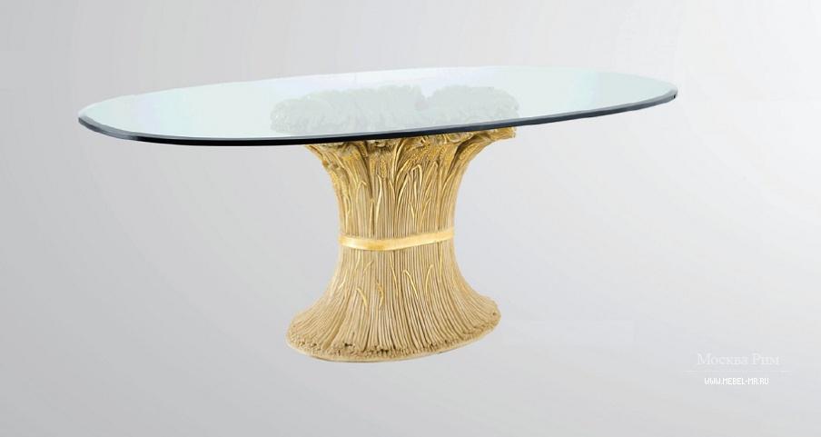 стеклянные столы с золотыми ножками фото сила, любовь вера