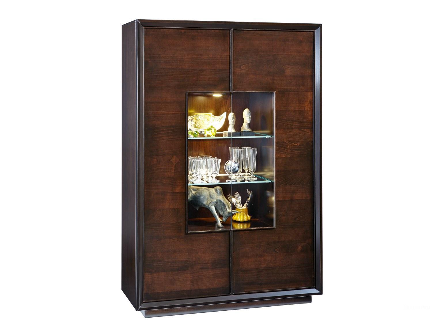 Барный шкаф с подсветкой Grace, Selva - Мебель МР