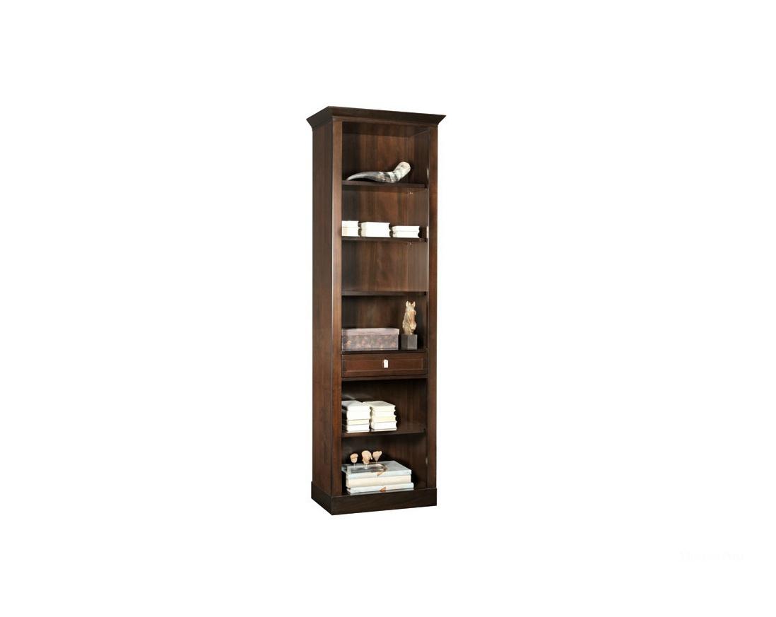 Книжный шкаф sophia 8404 (кабинеты selva) итальянская мебель.