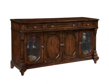 Буфет credenza Charleston Place, Hekman Furniture