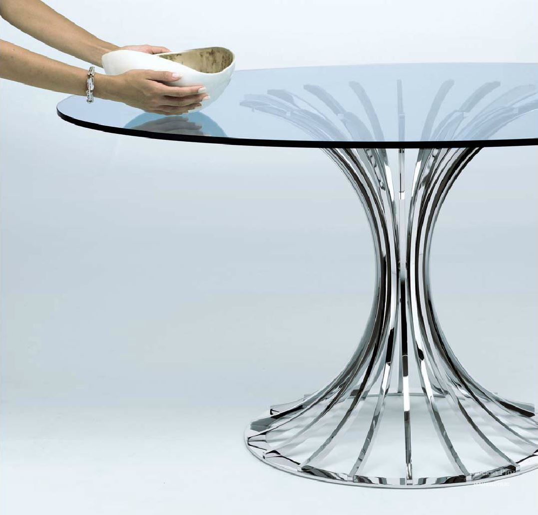 обеденный стол стекло купить