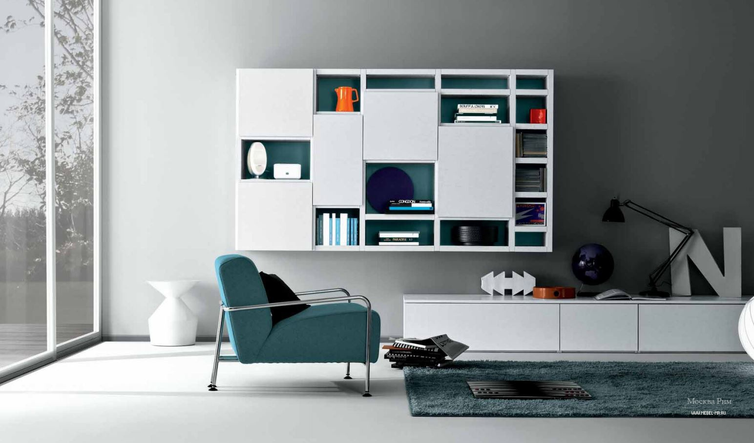 Советская мебель в современном интерьере - фото примеров.