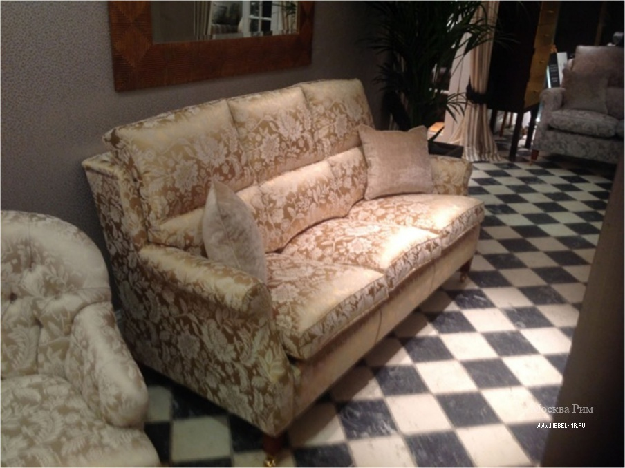 Двухместный диван Blenheim Large, Duresta