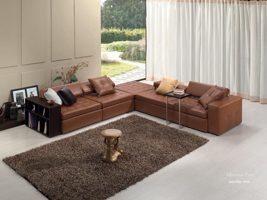 модульный диван Infinity от итальянского производителя Loiudiced в