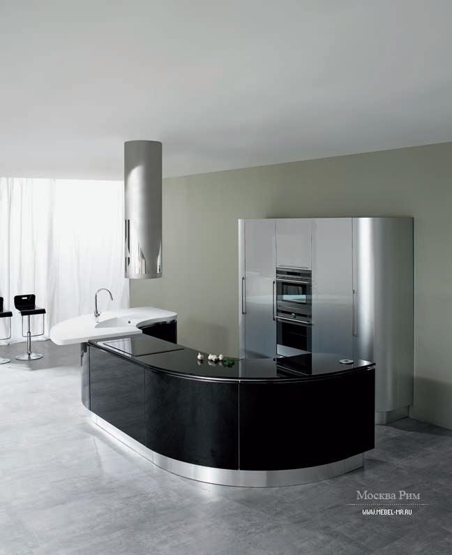 Кухня (гарнитур для кухни) из натурального дерева Volare, Aran ...