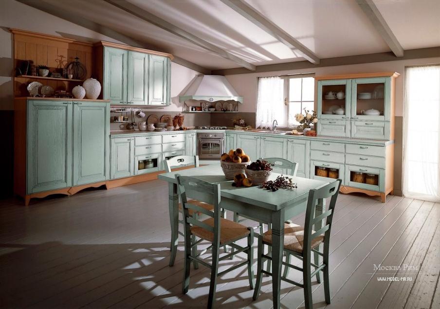 Кухня (гарнитур для кухни) в классическом стиле Murano, Aran Cucine - Мебель МР