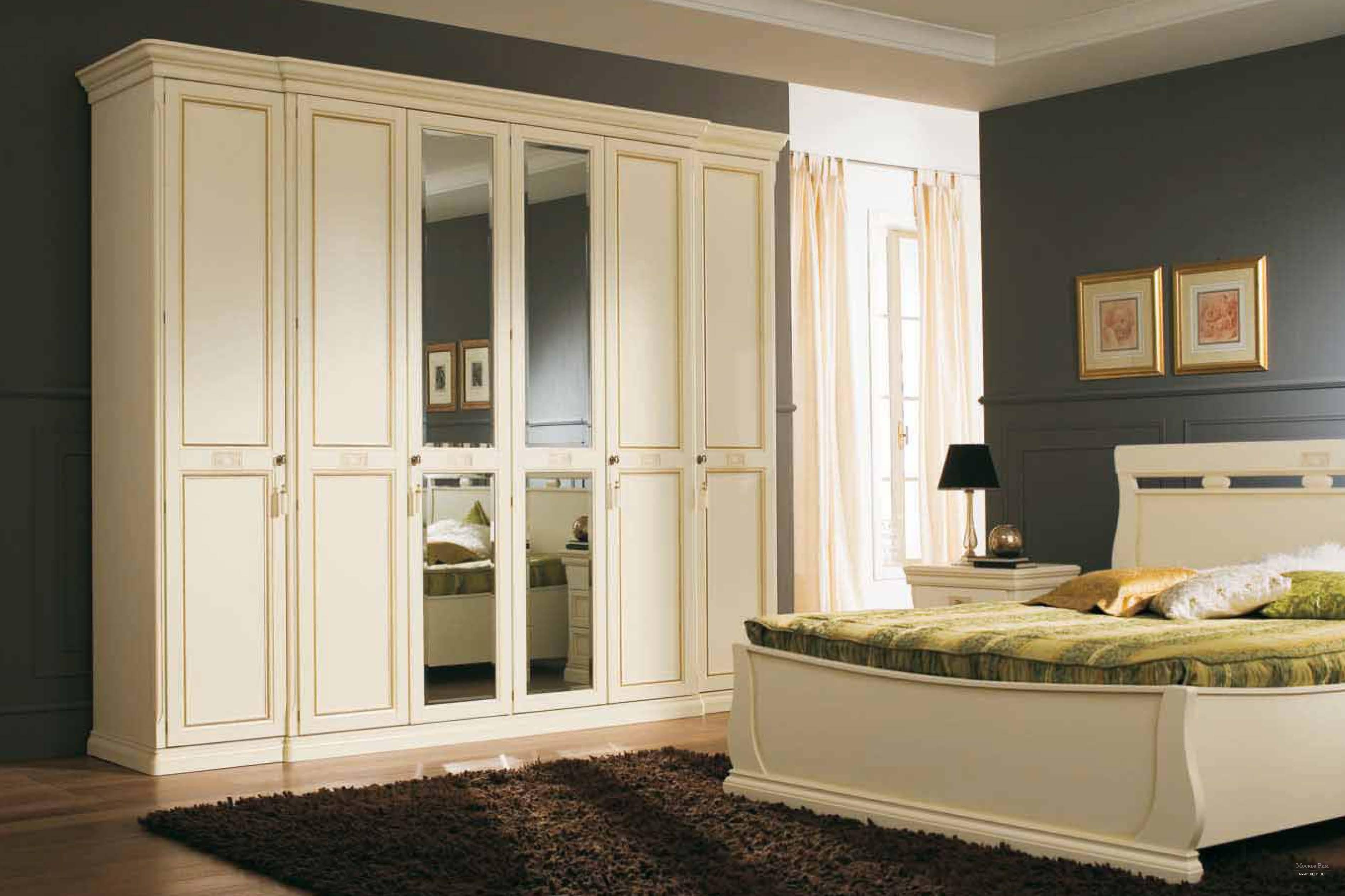 Спальня venere avorio (веньер) итальянская мебель - ленинск-.