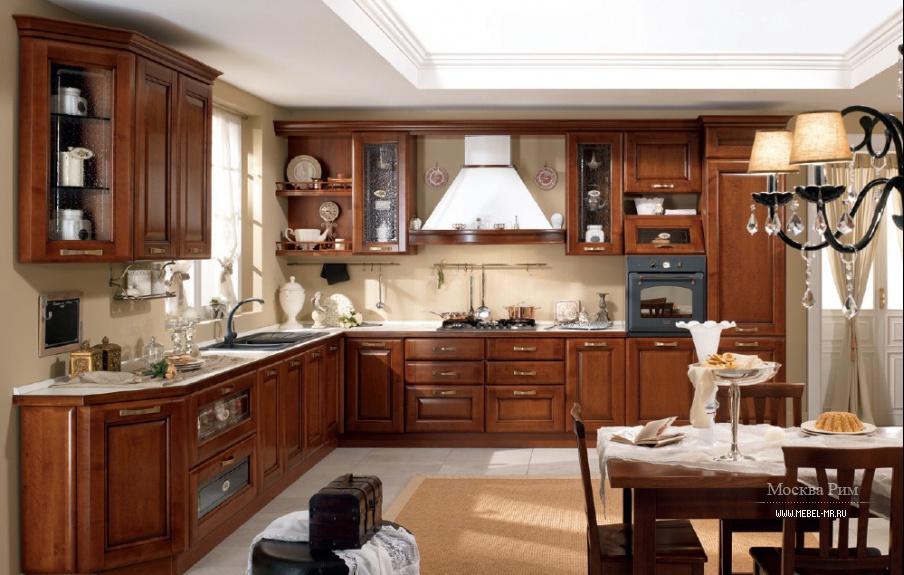 Как отделать кухонный гарнитур фото