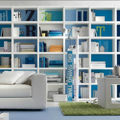 Стеллаж Kubo Bookcase Collection