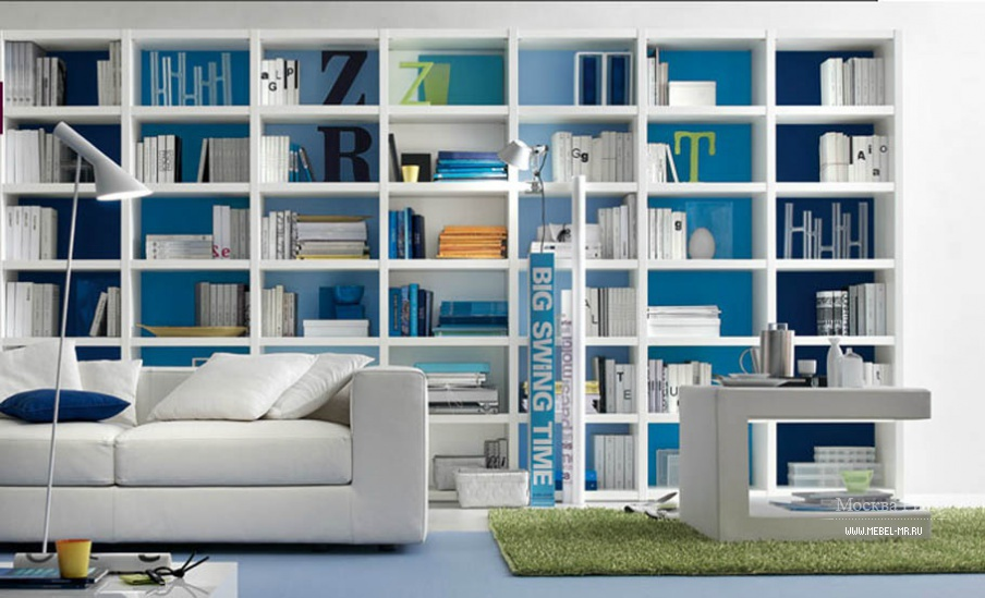 Стеллаж Kubo Bookcase Collection, ACF International