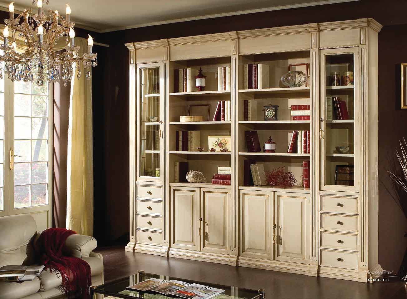 Книжный шкаф, проект #560037.